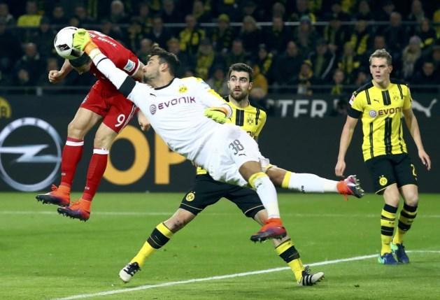 Borussia Dortmund kan rest van het jaar niet meer op keeper rekenen
