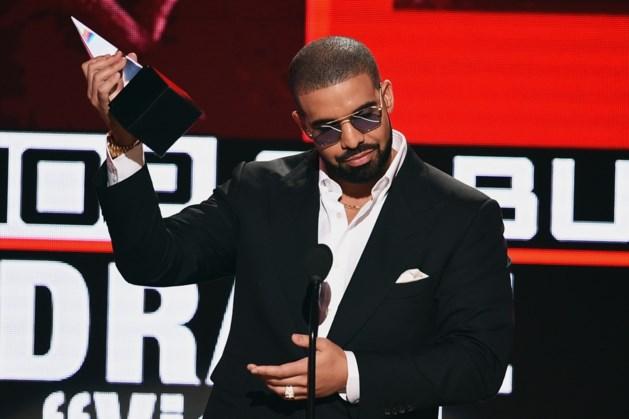 Justin Bieber, Rihanna en Drake grote winnaars American Music Awards