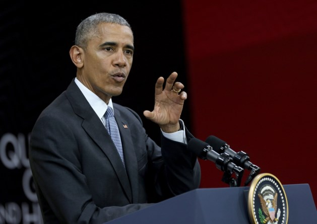 """Obama wil akkoord over Oekraïne """"voor het einde van zijn mandaat"""""""