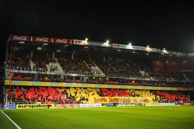 Politie voorkomt straatgevecht tussen hooligans KV Mechelen en Standard