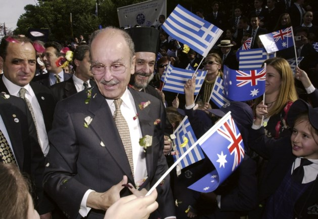 Voormalig Griekse president Stephanopoulos (90) overleden
