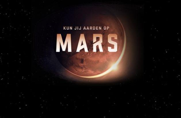 Doe de test: zou jij kunnen aarden op Mars?