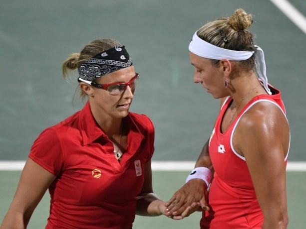 Wickmayer blijft 51ste op WTA-ranking, Flipkens zakt drie plaatsen