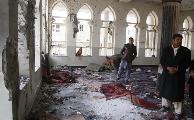 IS eist aanslag op moskee in Kaboel op