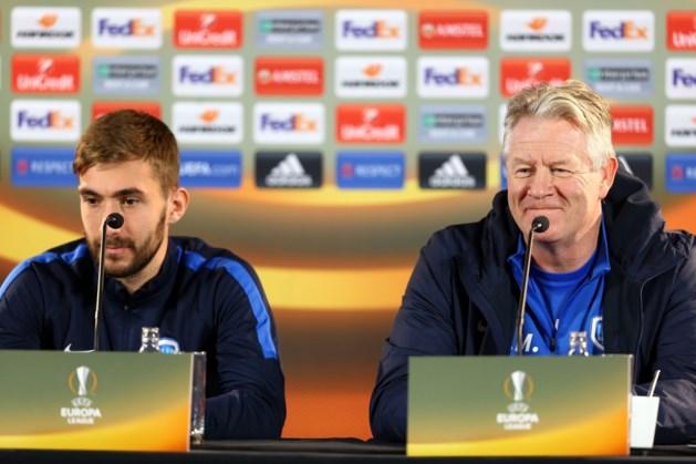 Racing Genk hoopt tegen Rapid Wenen sterke thuisreeks te bevestigen