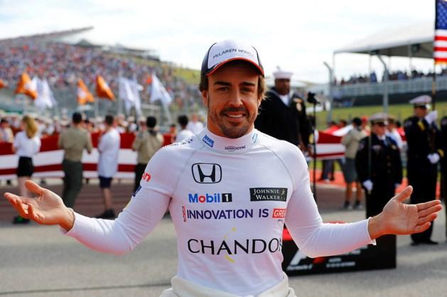 F1-piloot Fernando Alonso op weg naar Porsche?