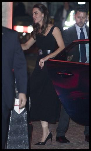 Dit doet Kate Middleton als ze dol is op een jurk