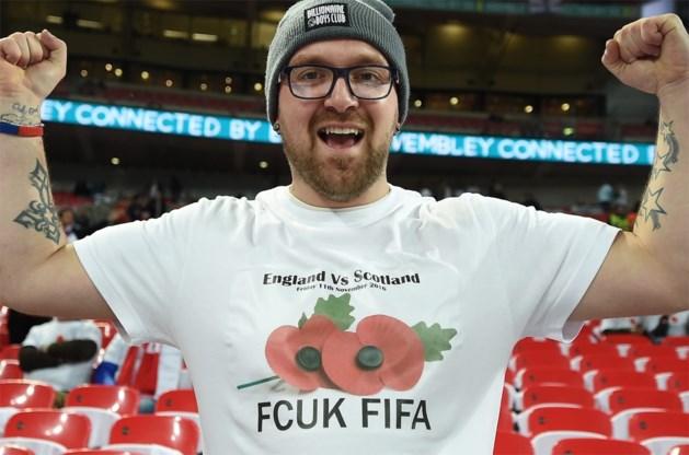 FIFA breidt onderzoek naar omstreden klaprozen uit