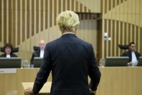 """Wilders: """"Wie me wil stoppen, zal me eerst moeten vermoorden"""""""