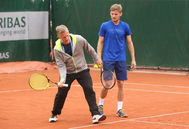 David Goffin stopt samenwerking met Zweedse coach