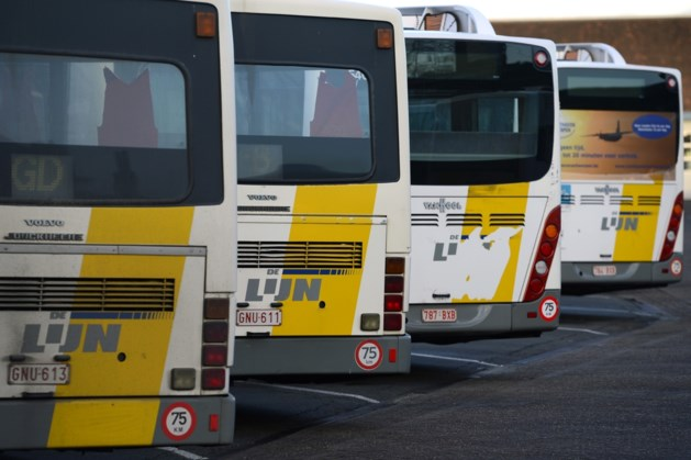 Bussen moeten rijden, ook tijdens staking