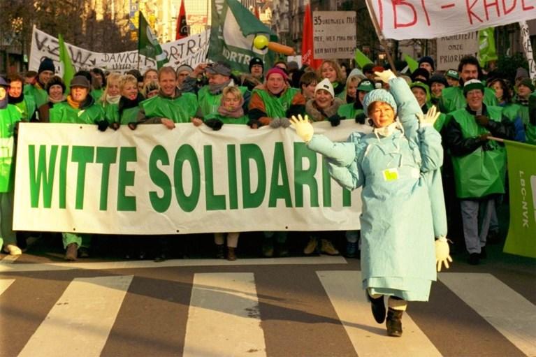 Dit mag u verwachten van de witte woede donderdag in Brussel