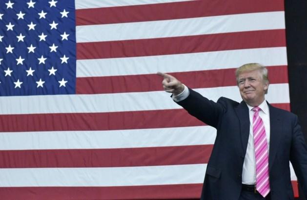 """Trump: """"In theorie kan ik perfect mijn zaken regelen en het land leiden"""""""