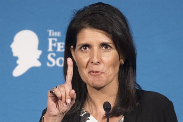 Trump kiest Nikki Haley als VN-ambassadeur