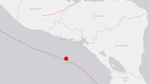 Tsunamialarm na zware aardbeving voor de kust van El Salvador opgeheven