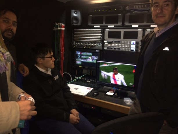 Komend weekend weer experiment met videoref in Jupiler Pro League