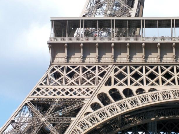 Stukje Eiffeltoren kopen? Dat is dan half miljoen euro graag