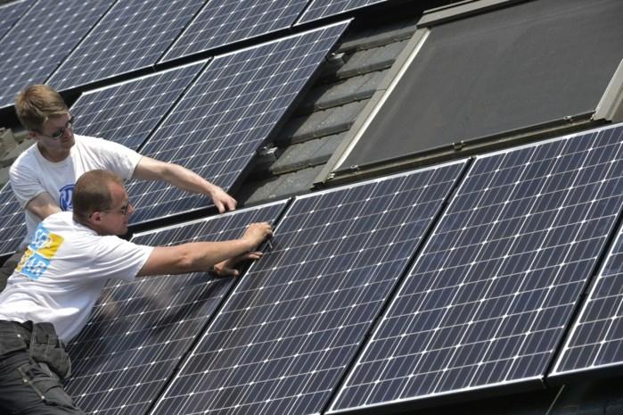 Overpelt heeft de meeste zonne-energie van Vlaanderen