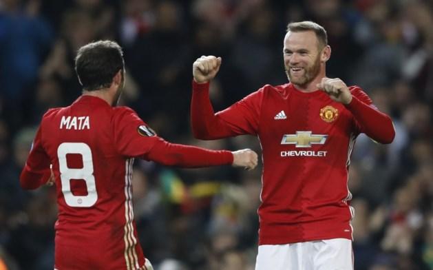 EUROPA LEAGUE. Manchester United overklast Feyenoord, Nainggolan geplaatst met Roma