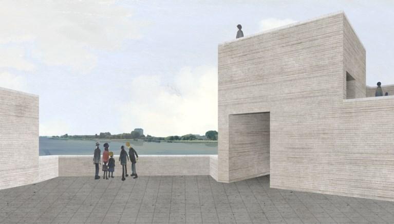 Het Steen in Antwerpen krijgt volledige makeover en wordt deels gesloopt