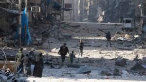 Syrisch regeringsleger bevrijdt nieuwe wijk Oost-Aleppo