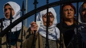 'Half miljoen mensen ontheemd in Zuidoost-Turkije'