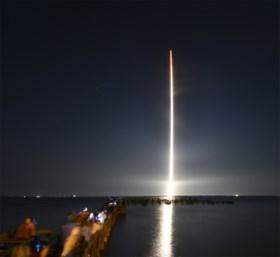 VS lanceren superkrachtige militaire satelliet met hoogste capaciteit ooit