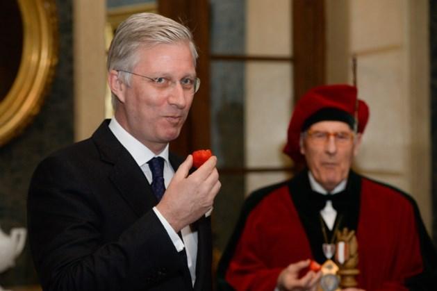 """Koning Filip eet glutenvrij, omdat """"hij gesteld is op gezond eten"""""""