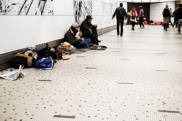 Aantal zieke daklozen afgelopen 10 jaar vertienvoudigd