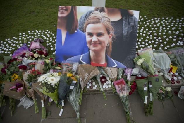 Levenslang voor moordenaar Britse politica Jo Cox
