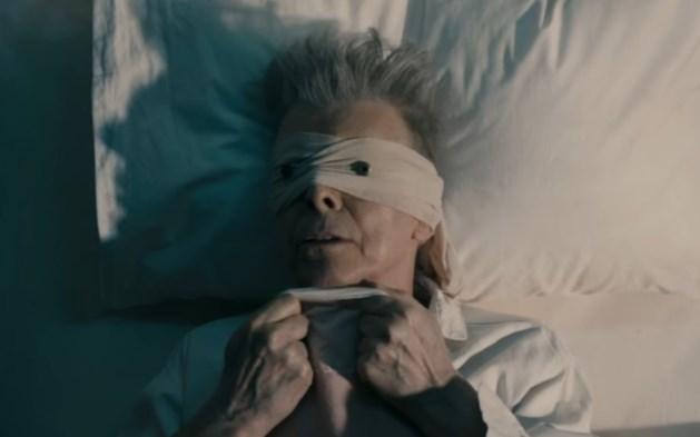 Single 'Lazarus' was géén afscheidsgeschenk van Bowie voor zijn fans