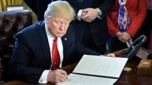 Trump heeft het nu ook verkorven bij de grootste bedrijven ter wereld