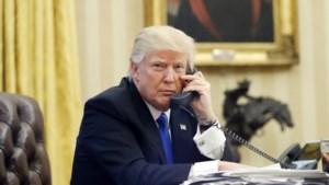 Trump uit steun aan Erdogan in telefoongesprek