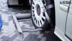 KAART. Tientallen autobanden stuk gestoken in Limburg