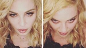 Madonna jaagt fans stuipen op het lijf met griezelige video