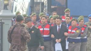 47 verdachten voor moord op Erdogan voor de rechter