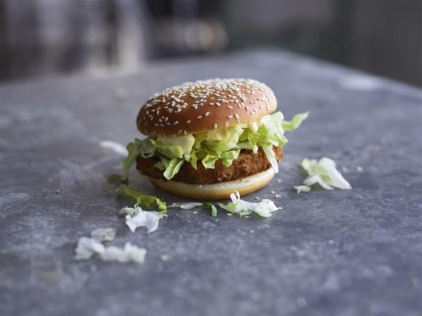 McDonald's lanceert vegetarisch menu