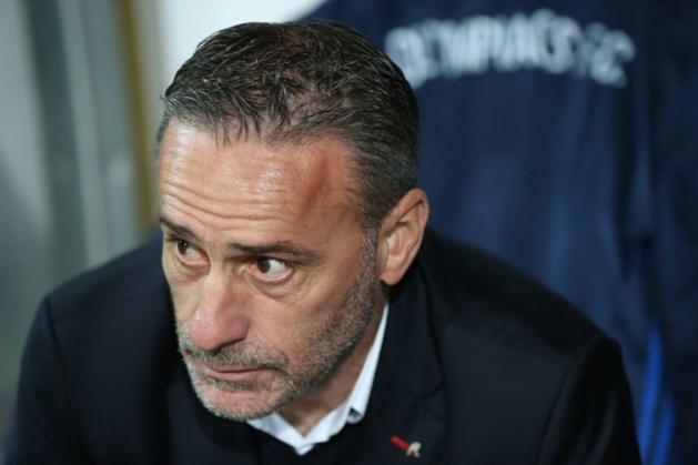 Competitieleider Olympiakos ontslaat tweede trainer dit seizoen