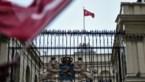 Nederlandse vlag aan consulaat in Istanbul vervangen door Turkse vlag