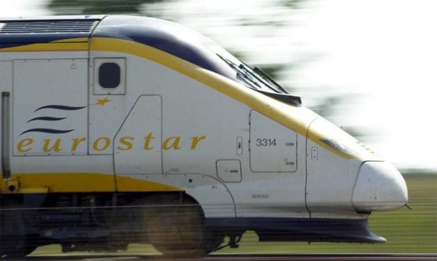 Terreuralarm op Eurostar-trein uit Brussel