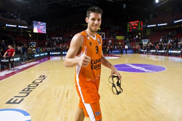 Belgische basketballer kan vanavond tweede Europese titel winnen