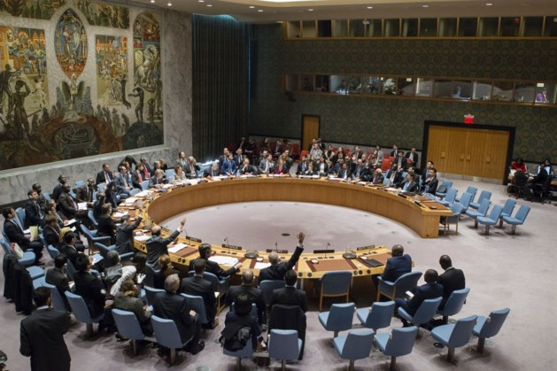 """Rusland veroordeelt ontwerpresolutie van VN-Veiligheidsraad over gifgasaanval: """"Dit is anti-Syrisch"""""""