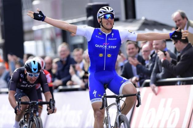 Kittel maakt het feestje van Boonen compleet en scherpt zijn record nog aan in de Scheldeprijs