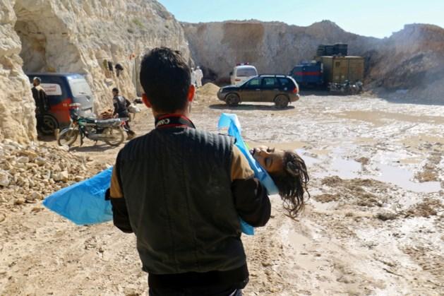 """""""Alles wijst erop dat Assad achter deze barbaarse aanval zit"""""""