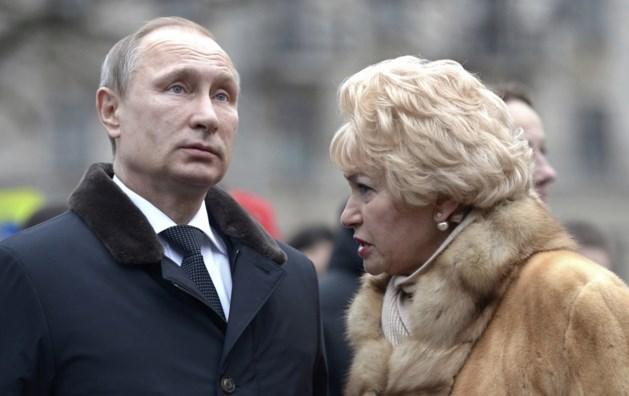 Vrouw die van Poetin scheidde leidt nog verdacht luxueus leventje