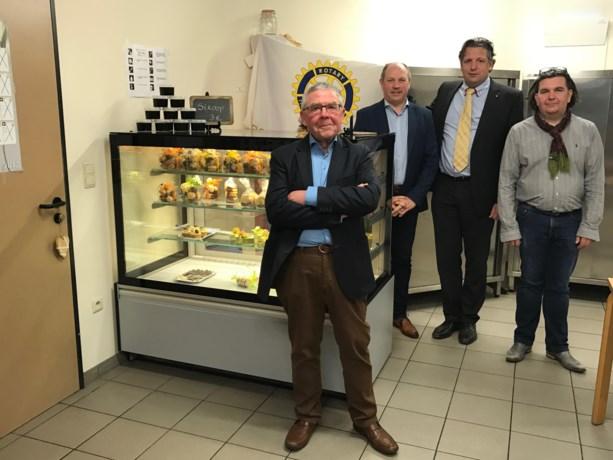 Rotary Borgloon Haspengouw bezoekt Wiric