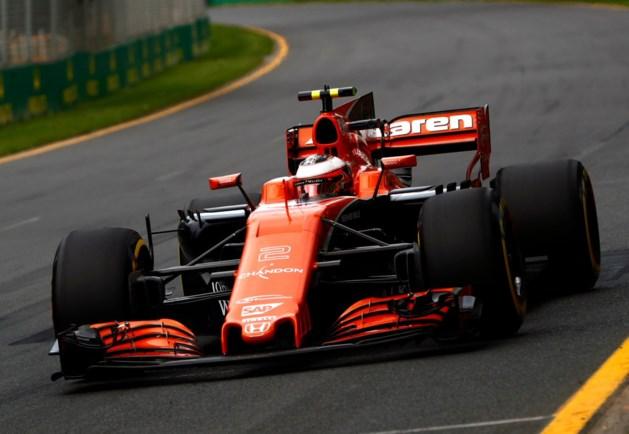 """F1-team Stoffel Vandoorne: """"We zijn geen motorenbouwer maar een raceteam"""""""