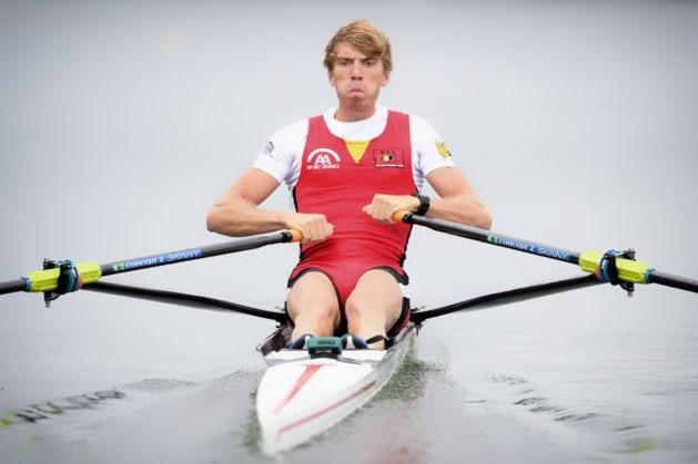 Tim Brys kan niet deelnemen aan Gentse regatta en aan eerste World Cup race