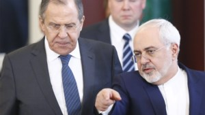 Lavrov vergelijkt Amerikaanse aanval met invasie in Irak