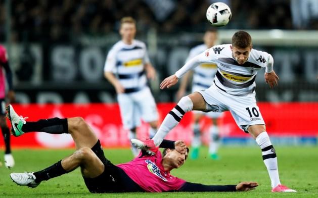 Thorgan Hazard pakt met Gladbach volle buit, nederlaag voor Koen Casteels en Wolfsburg